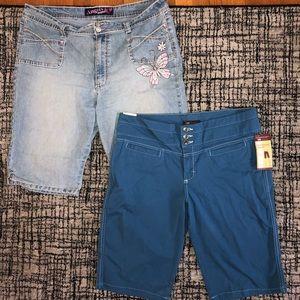 Pants - BERMUDA SHORT BUNDLE 🎊🎊🎊